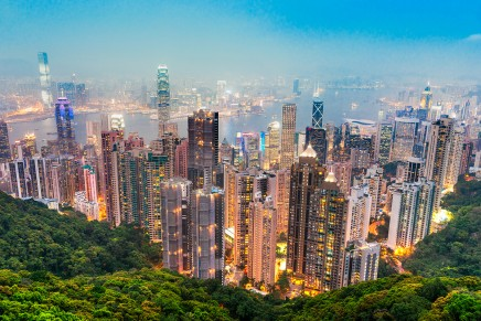 Hong Kong has world's most unaffordable housing market