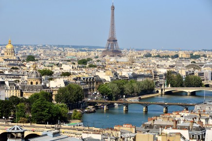Paris property prices at all-time highs